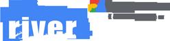 Web's River Logo